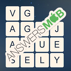 Answer for Word Cubes Virus Level 18