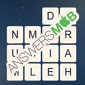 Answer for Word Cubes Bacteria Level 5