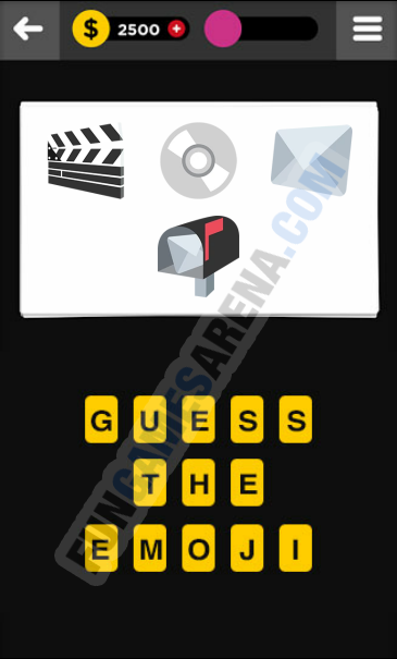 Guess The Emoji ENTERTAINMENT - 7 Answer