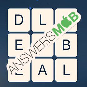 Answer for Word Cubes Neutron Level 17