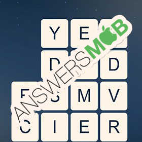Answer for Word Cubes Bacteria Level 14