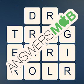 Answer for Word Cubes Virus Level 11