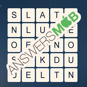 Answer for Word Cubes Sparrow Level 14