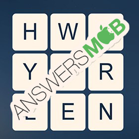 Answer for Word Cubes Neutron Level 19