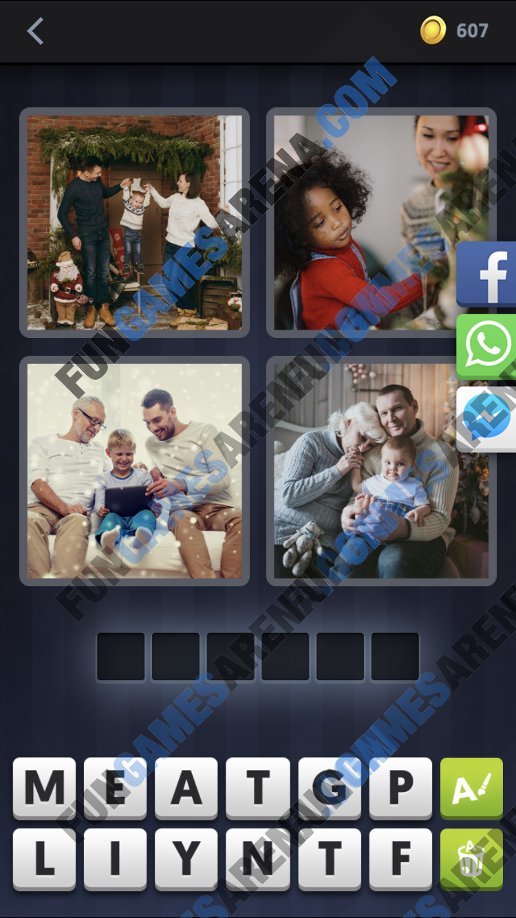 4 Pics 1 Word December 16 2017 Answer