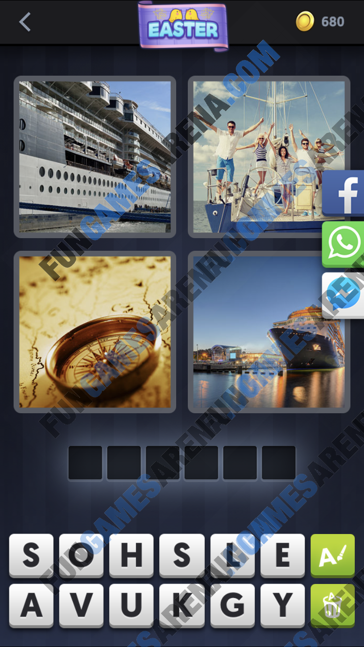 4 Pics 1 Word March 20, 2018 Answer