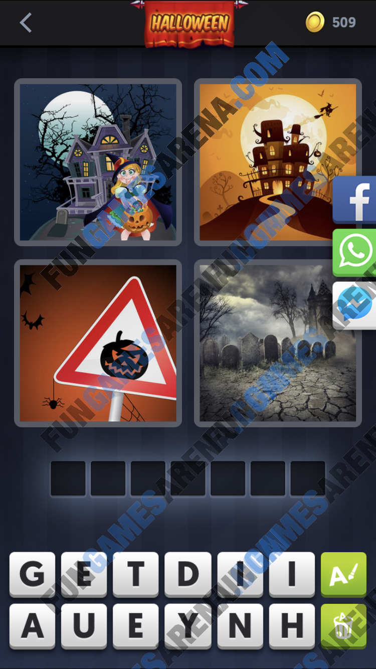 4 Pics 1 Word October 12 2017 Answer