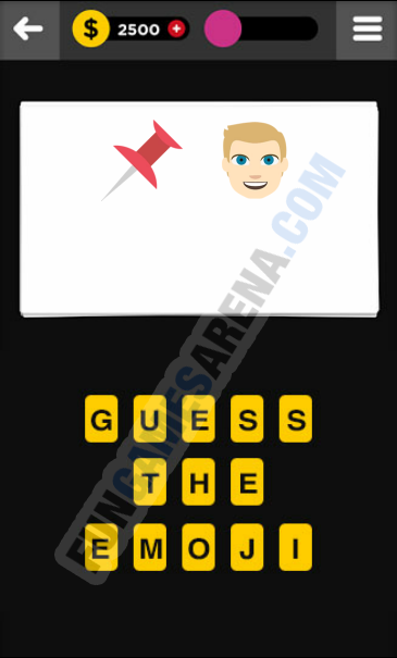 Guess The Emoji CHARACTER - 5 Answer