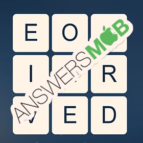 Answer for Word Cubes Neutron Level 5