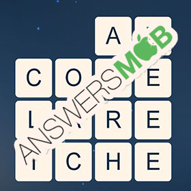 Answer for Word Cubes Plankton Level 17