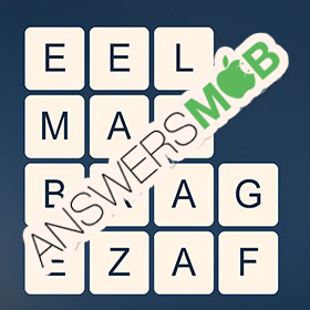 Answer for Word Cubes Plankton Level 8