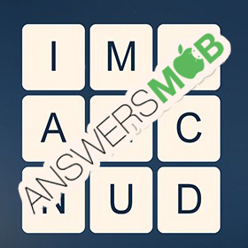 Answer for Word Cubes Atom Level 7