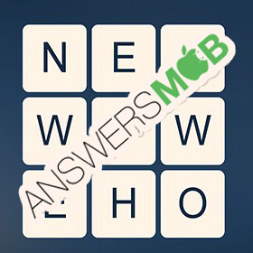 Answer for Word Cubes Atom Level 2