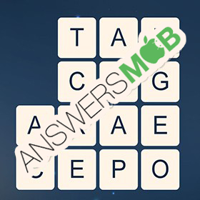Answer for Word Cubes Plankton Level 10