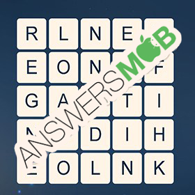 Answer for Word Cubes Sparrow Level 6