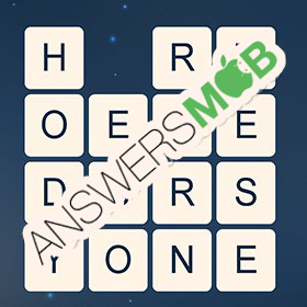 Answer for Word Cubes Ant Level 17