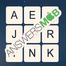 Answer for Word Cubes Neutron Level 4