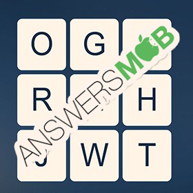 Answer for Word Cubes Atom Level 10