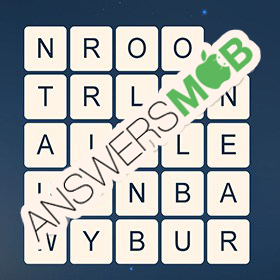 Answer for Word Cubes Oyster Level 4