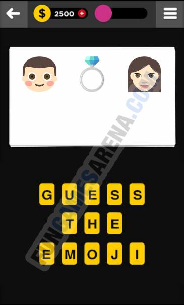 Guess The Emoji ACTION - 2 Answer