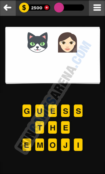 Guess The Emoji CHARACTER - 3 Answer