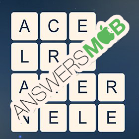 Answer for Word Cubes Bacteria Level 16
