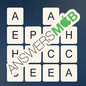 Answer for Word Cubes Cell Level 5