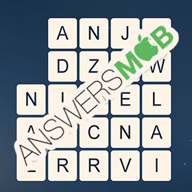 Answer for Word Cubes Sparrow Level 3