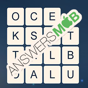 Answer for Word Cubes Ant Level 5