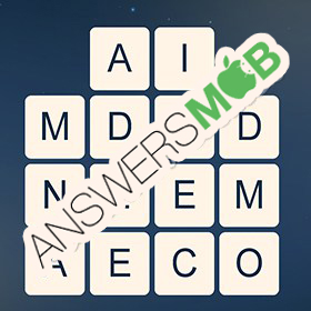 Answer for Word Cubes Cell Level 17