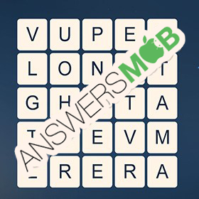Answer for Word Cubes Sparrow Level 15
