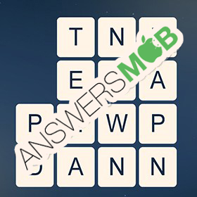Answer for Word Cubes Bacteria Level 13