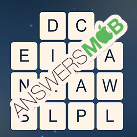 Answer for Word Cubes Cell Level 16