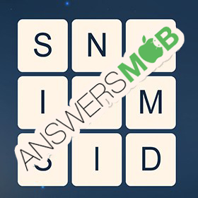 Answer for Word Cubes Atom Level 8