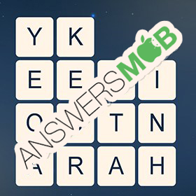 Answer for Word Cubes Bacteria Level 8