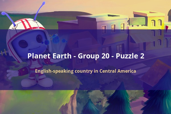 CodyCross - Planet Earth - English speaking country in Central ... on