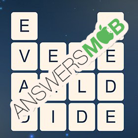 Answer for Word Cubes Cell Level 8