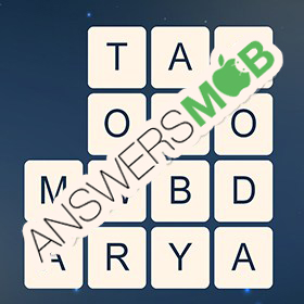 Answer for Word Cubes Bacteria Level 4