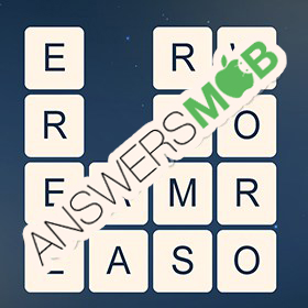 Answer for Word Cubes Bacteria Level 15