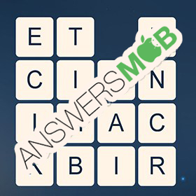 Answer for Word Cubes Ant Level 2