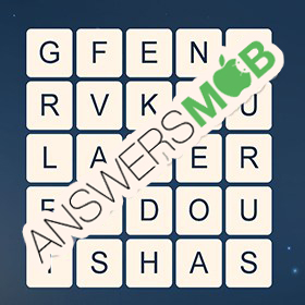 Answer for Word Cubes Sparrow Level 11
