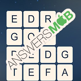 Answer for Word Cubes Cell Level 9