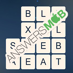 Answer for Word Cubes Cell Level 11