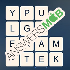 Answer for Word Cubes Bacteria Level 3