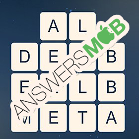 Answer for Word Cubes Cell Level 3