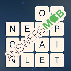 Answer for Word Cubes Virus Level 9