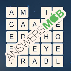 Answer for Word Cubes Oyster Level 14