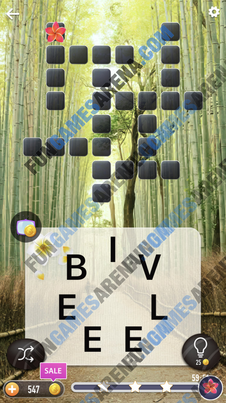 Word Puzzle - Connect Words December 07 2017 Answer