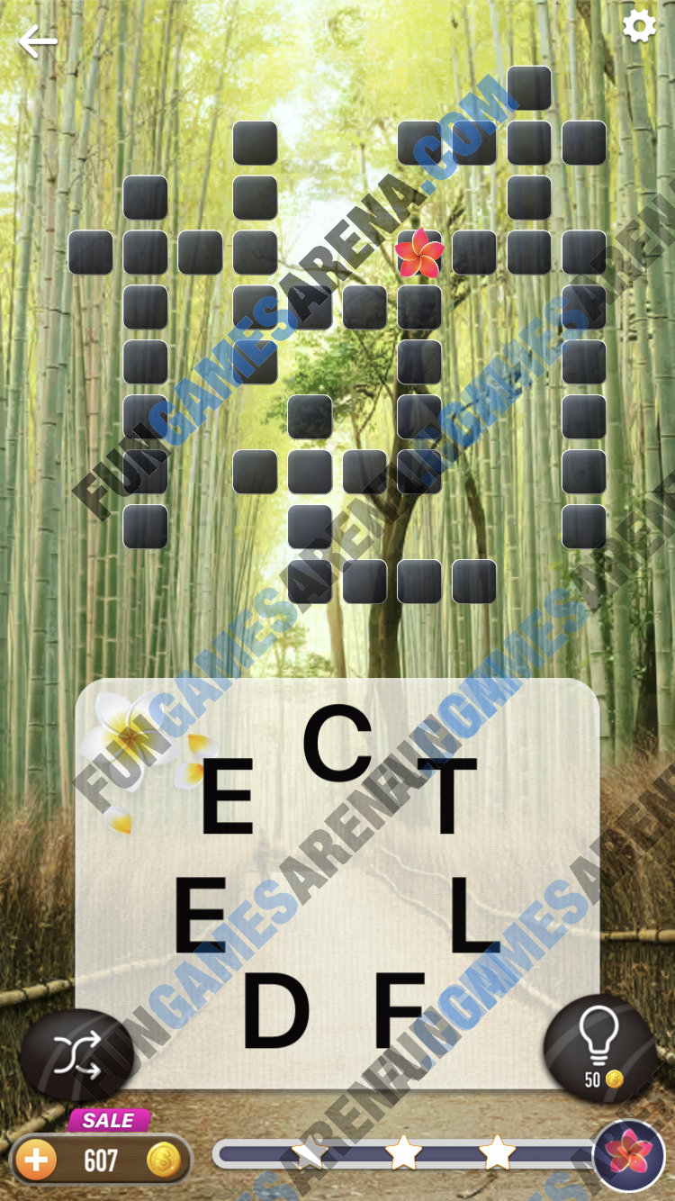 Word Puzzle - Connect Words December 16 2017 Answer