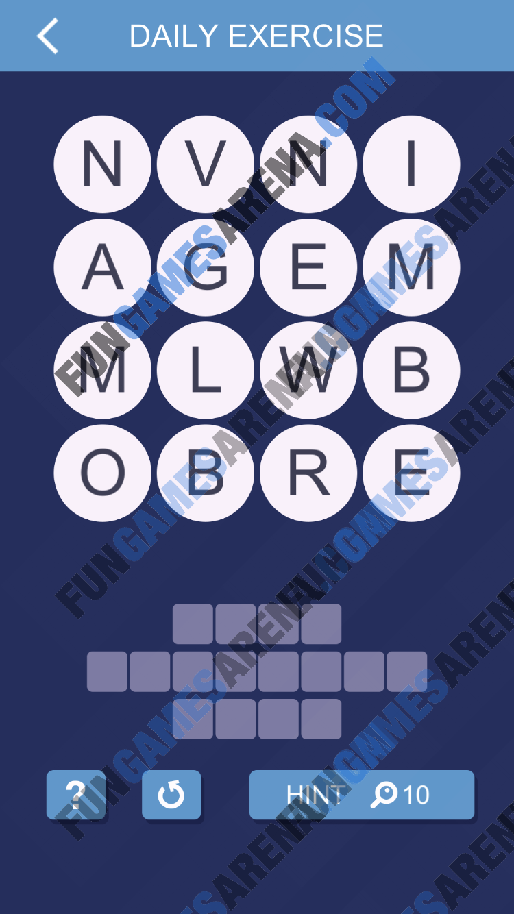 Word Spark March 20, 2018 Answer